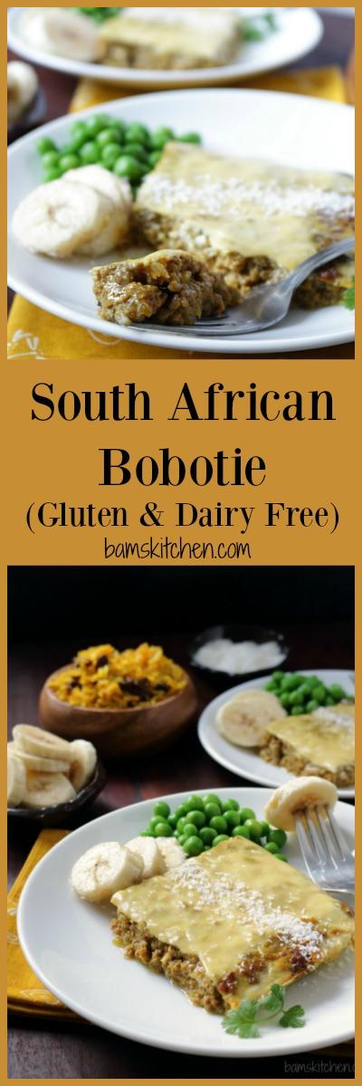 South African Bobotie / http://bamskitchen.com
