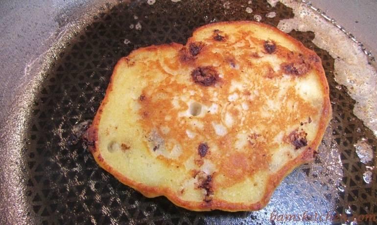 Better than Mrs. Butterworth's pancakes