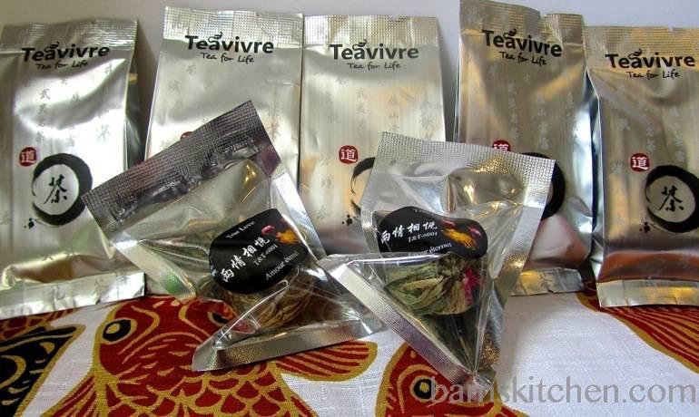 TeaVivre Giveaway