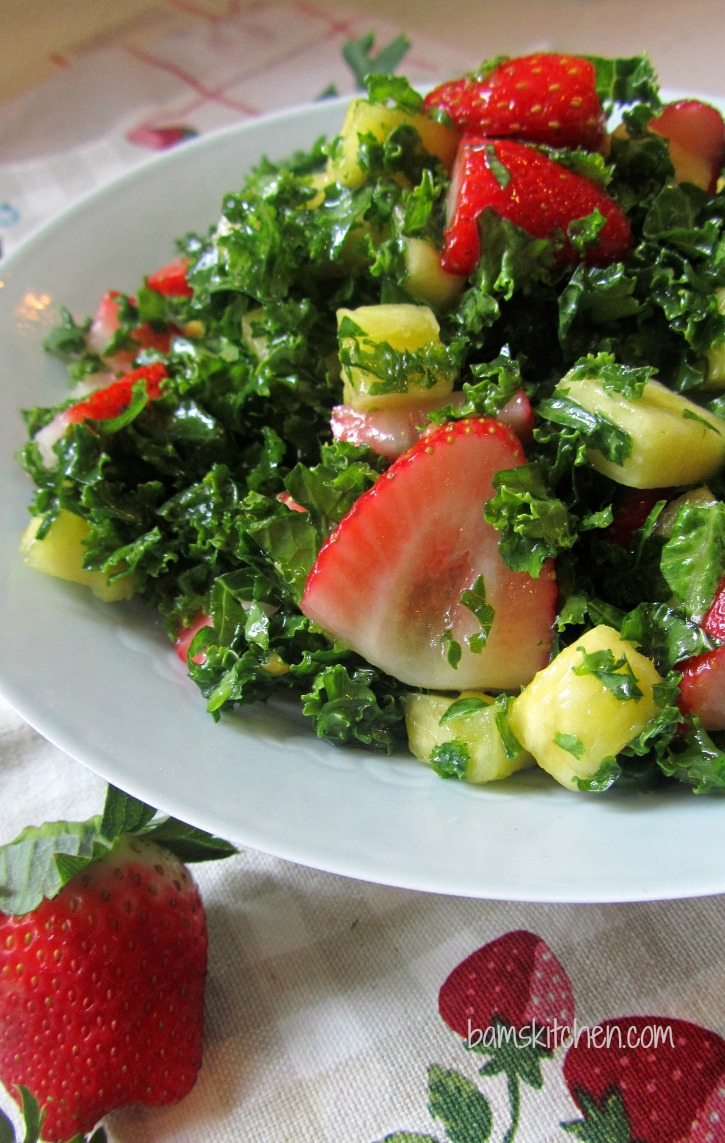 Tutti Fruitti Kale abd citrus honey dressing_IMG_6166