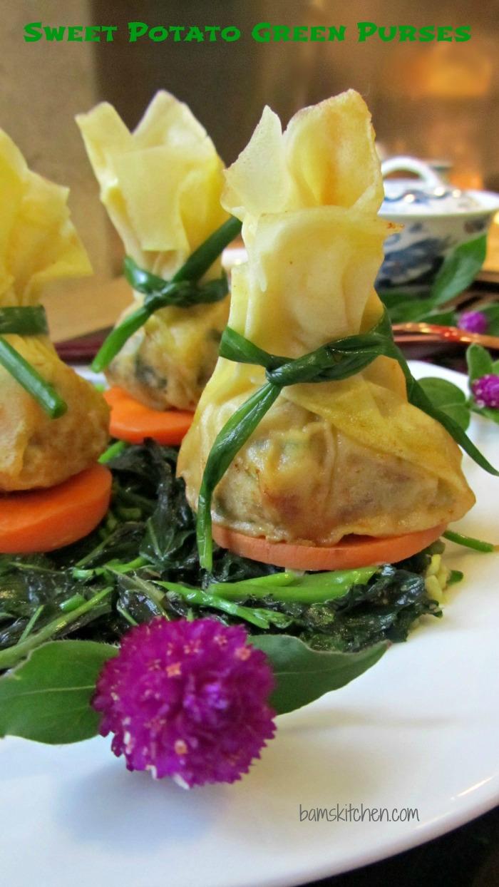 Sweet Potato greens Dim Sum_IMG_9392