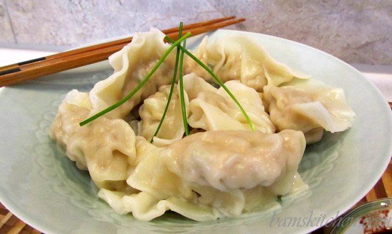 Jiaozi- Bam's Kitchen