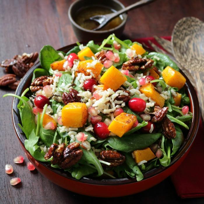 Festive Autumn Salad & GIVEAWAY