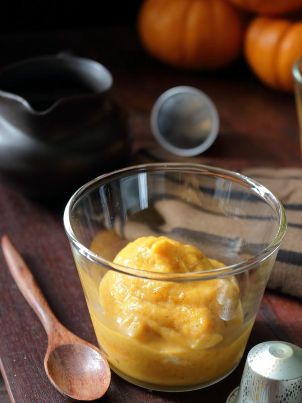 Cardamom Ginger Butternut Affogato / htttp://bamskitchen.com
