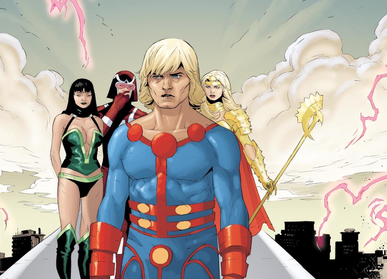 Marvels The Eternals character breakdown revealed