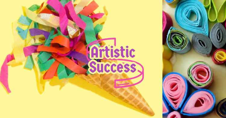 What exactly is artistic success?