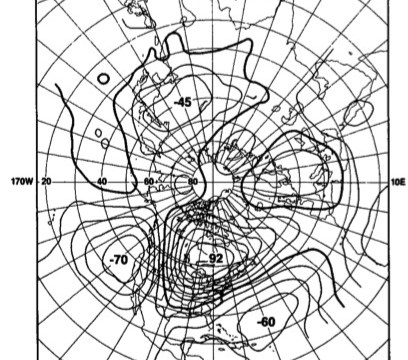 12-28-17 Long Range Update: Colder Trends Continue..Analysis Of Why Models Have What They Have.