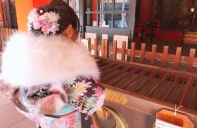 新橋いちゃキャバ・JK制服キャバクラ【ハイスクールbanana】 りか 成人式①