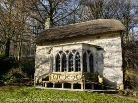 The Gothic Cottage, Stourhead Gardens