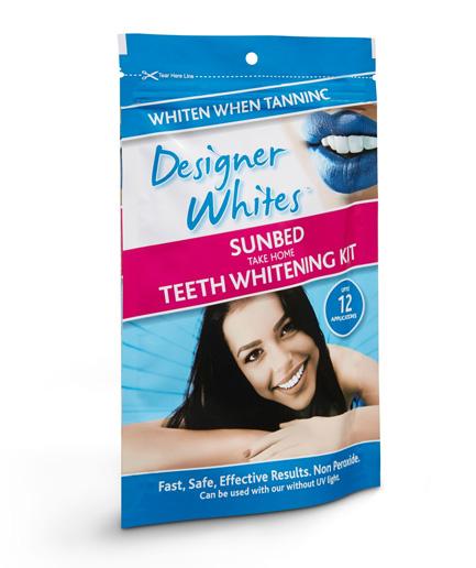 designer-white-sun-bed-pack teeth whitening pouch from banana beach beauty