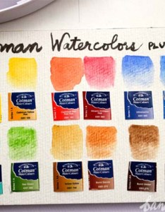 Colors also too nice to use winsor  newton cotman water colours bananabellieboo rh wordpress