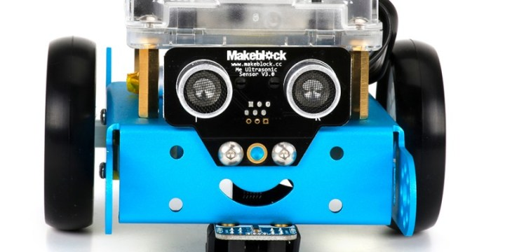 Multiprograma en un mBot con mBlock (Scratch)