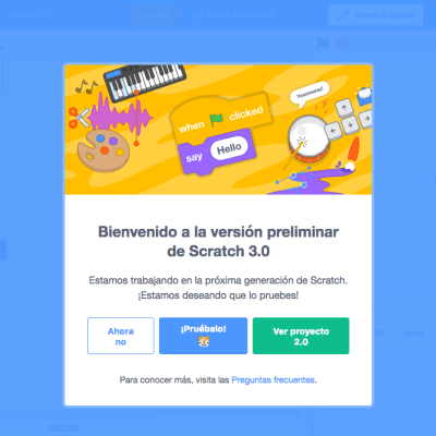 Scratch 3.0 Preview