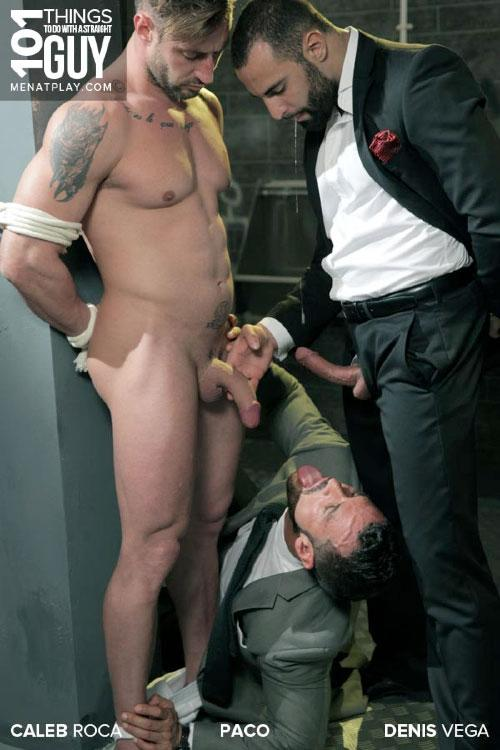 Denis Vega Paco and Caleb Roca  Men at Play  BananaGuide