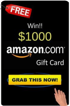 Free 1000 $ gift card