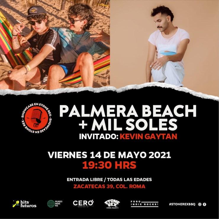 Show case Palmera Beach