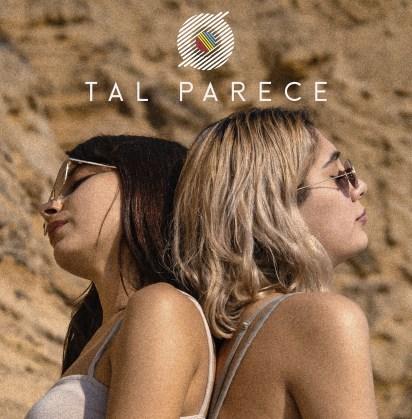 """Portada de """"Tal parece"""", el nuevo sencillo de Rollo California y Erick """"Oso"""" Rangel."""
