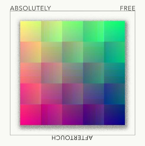 "Portada del álbum ""Aftertouch"" de Absolutelly Free."