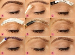 how-to-bleach-eyebrows