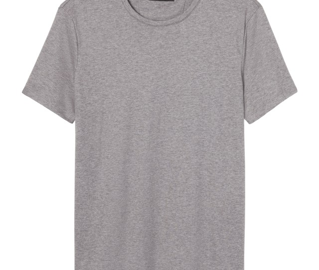 Luxury Touch Crew Neck T Shirt