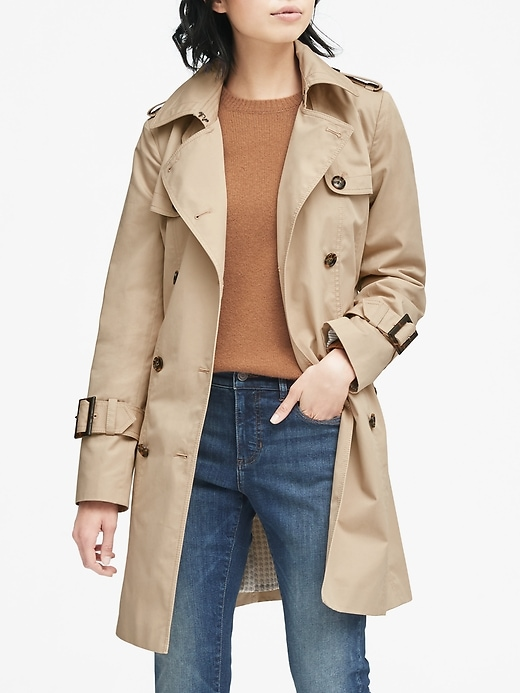 Essential Wardrobe Pieces For Everyone, trench coat
