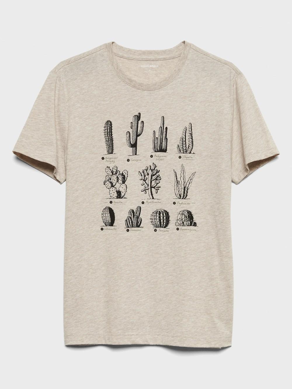 medium resolution of cactus diagram graphic t shirt