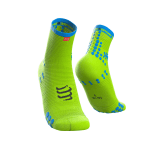 PRO RACING SOCKS V3.0 RUN HIGH YELLOW-1