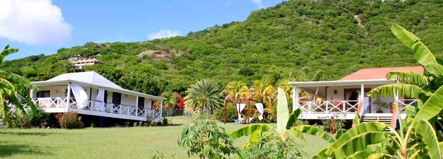 Banana Tree Bungalows, Antigua