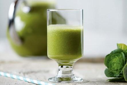 Avocado-Zitrus-Smoothie mit Moringa - Bild: Vitamix