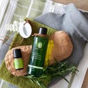 Aromamassage, Schweinehundöl & Co. - Mit ätherischen Ölen genussvoll entgiften