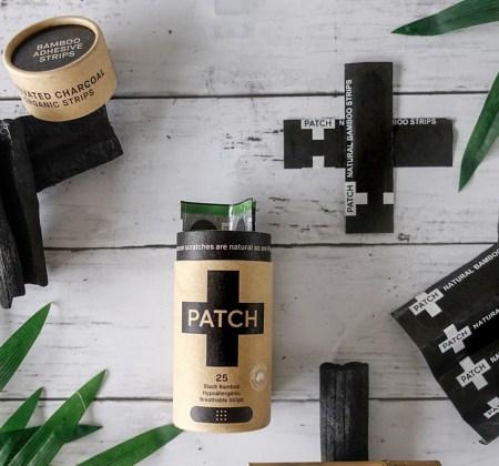 PATCH - Pflaster auf Bambusbasis