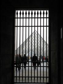 The pyramid in a prison?