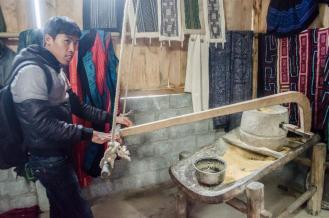 Cuong the Sapa tour guide