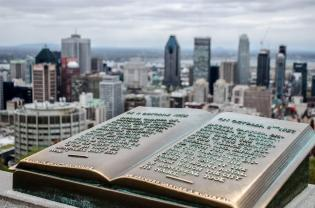 The story of Montreal on Mount Royal