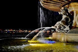 Fountain at Place de la Bourse