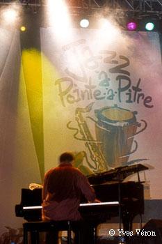 M. Canonge - Jazz à Pointe-à-Pitre