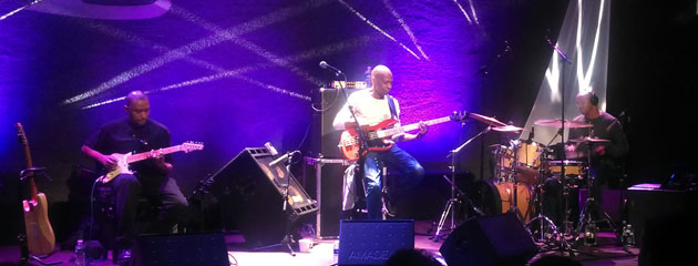 Reggie Washington live @ JAM Montpellier