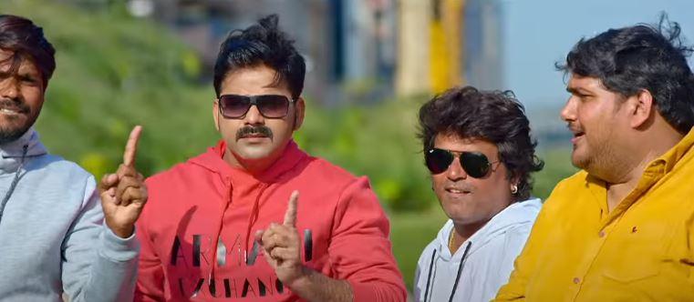 Pawan Singh Songh yeh ladki sahi hai released