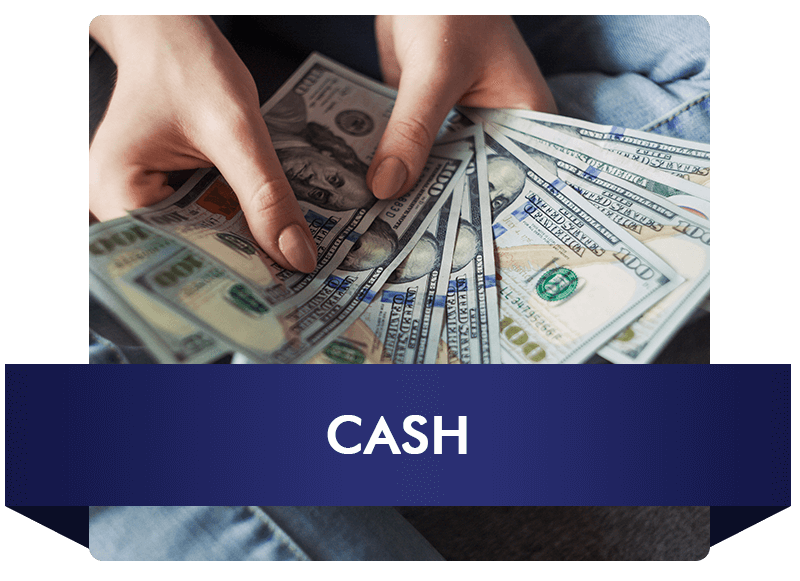 cash thumb