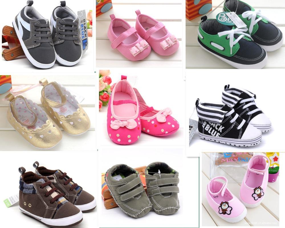 أنواع من الأحذية قد تسبب أضرارا للأطفال