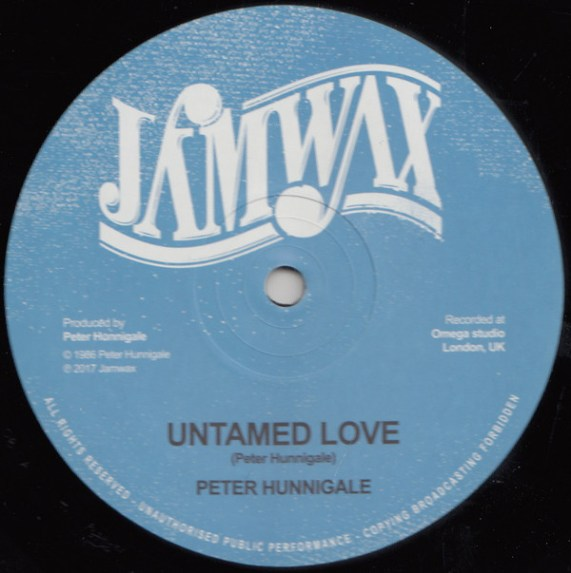 peter hunnigale label