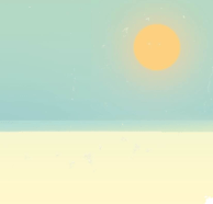 Blank Jones Sunset