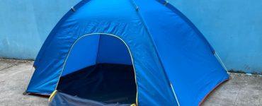Bạt lều trại cho công nhân ở lại nhà máy