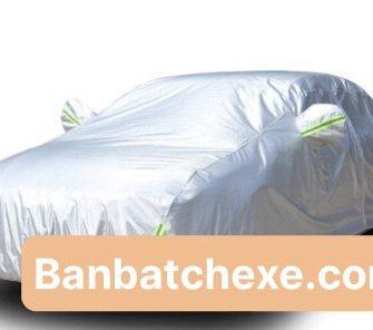 Bạt phủ ô tô chống nóng