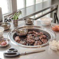 台北信義:韓國新村站著吃烤肉 1人份390元!首爾名店來台(含菜單、排隊訂位介紹