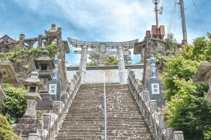 佐賀景點:陶山神社 青花紋陶瓷鳥居,穿梭藝術與神的空間/充滿有田燒瓷器的神社