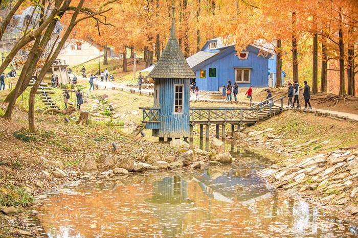 埼玉嚕嚕米兒童森林公園:東京出走到歐洲童話村,交通、設施、營業休息時間介紹