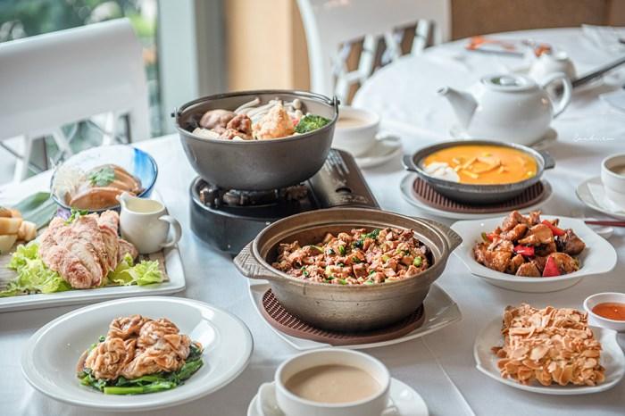 台北中山:養心茶樓 港式飲茶變成蔬食料理,驚豔好吃!外送外帶優惠、港式點心調理包宅配