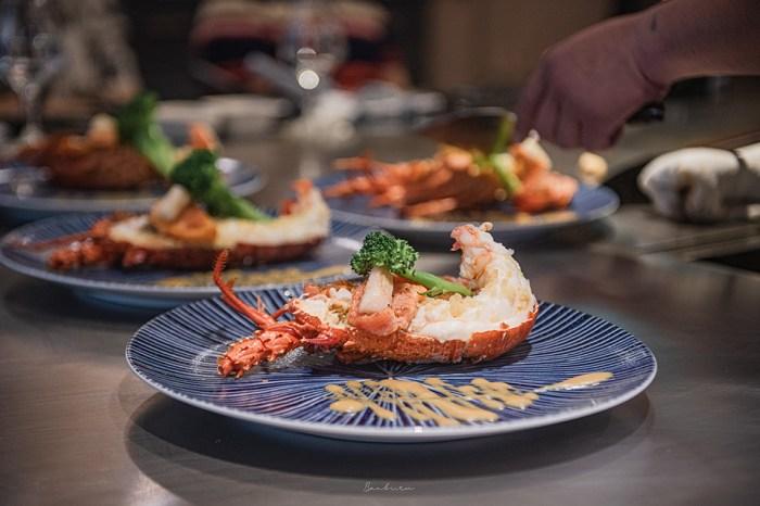 中山區|台北華國大飯店興鐵板燒 阿興師不設限的狂派海鮮精緻鐵板料理