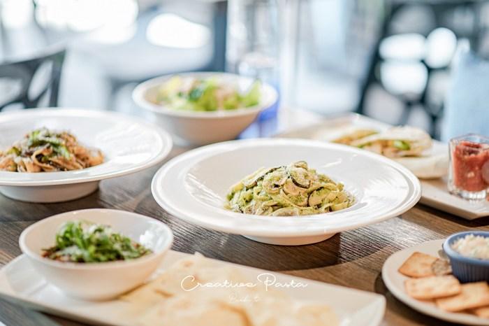 創義麵永安市場店-平價義大利麵菜單超豐富、飽足,超多好評推薦的中永和美食